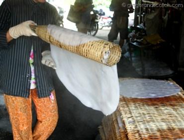 Mekong - rice paper 2