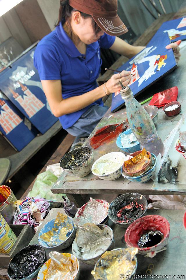 Mekong - Souvenir Shop 1