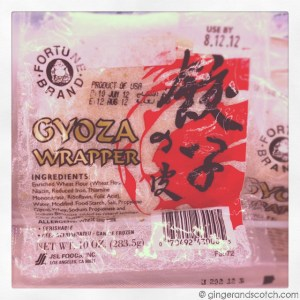 Where to Find Wonton and Gyoza Wrappers in Dubai