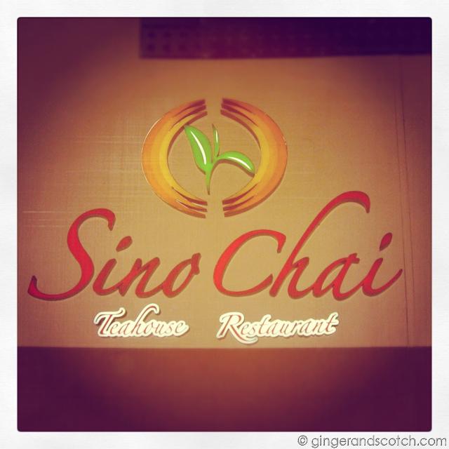 Sino Chai Teahouse and Restaurant - Dubai