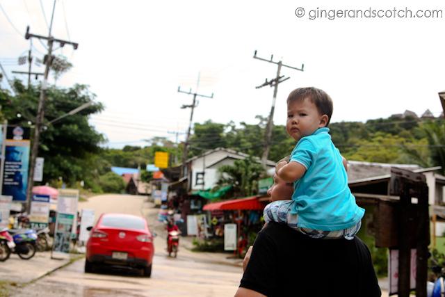 Kantiang Bay - Koh Lanta, Thailand