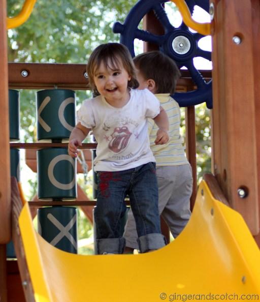 Al Ain Zoo - play area