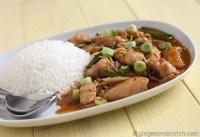 Stir-Fry Chicken