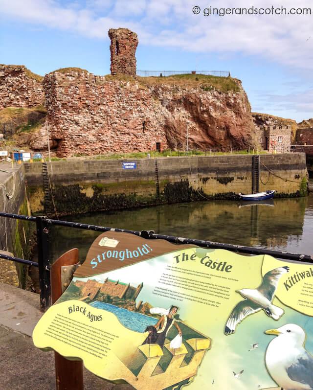 Dunbar Castle