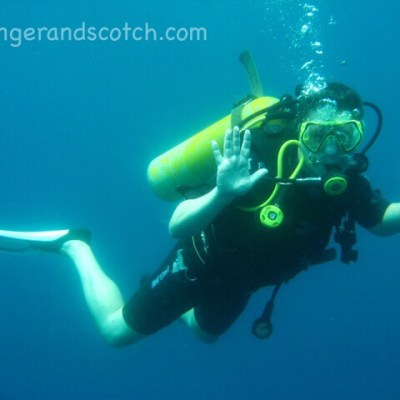 Sri Lanka 2014 – Day 4 (Scuba Diving by Hikkaduwa)