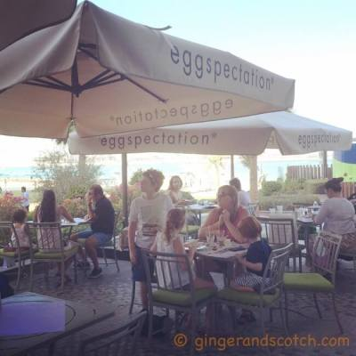 Eggspectation Cafe and Restaurant (The Beach, JBR)