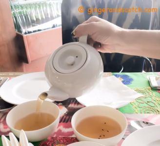 Tashkent - black tea