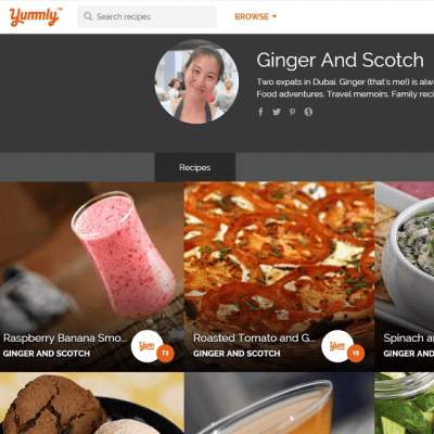 How to Drive Traffic to Your Food Blog With Yummly