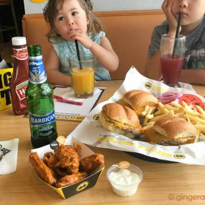 Buffalo Wild Wings – Dubai
