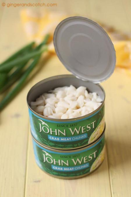 Crab Jalepeno Dip - John West Crab Chunks