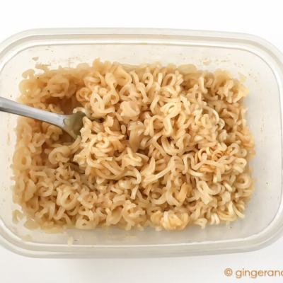 Throwback Thursday – Ramen Noodles in College