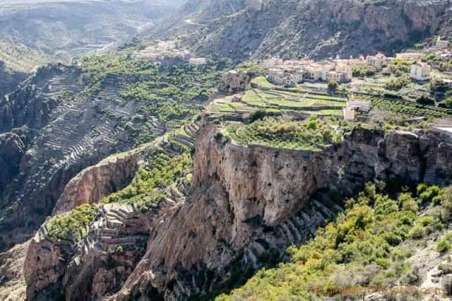 Jabal Akhdar - hiking