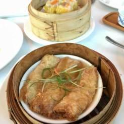 Royal China Dubai - Stuffed Bean Curd Rolls