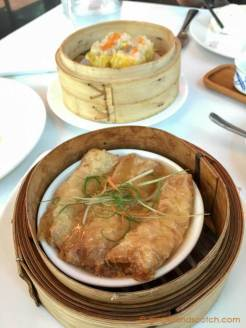 Royal China Dubai - Stuffed Bean Curd Rolls
