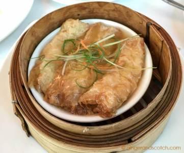 Royal China Dubai - Stuffed Bean Curd
