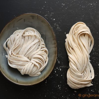 How to Make Silky-Smooth Udon Noodles From Scratch