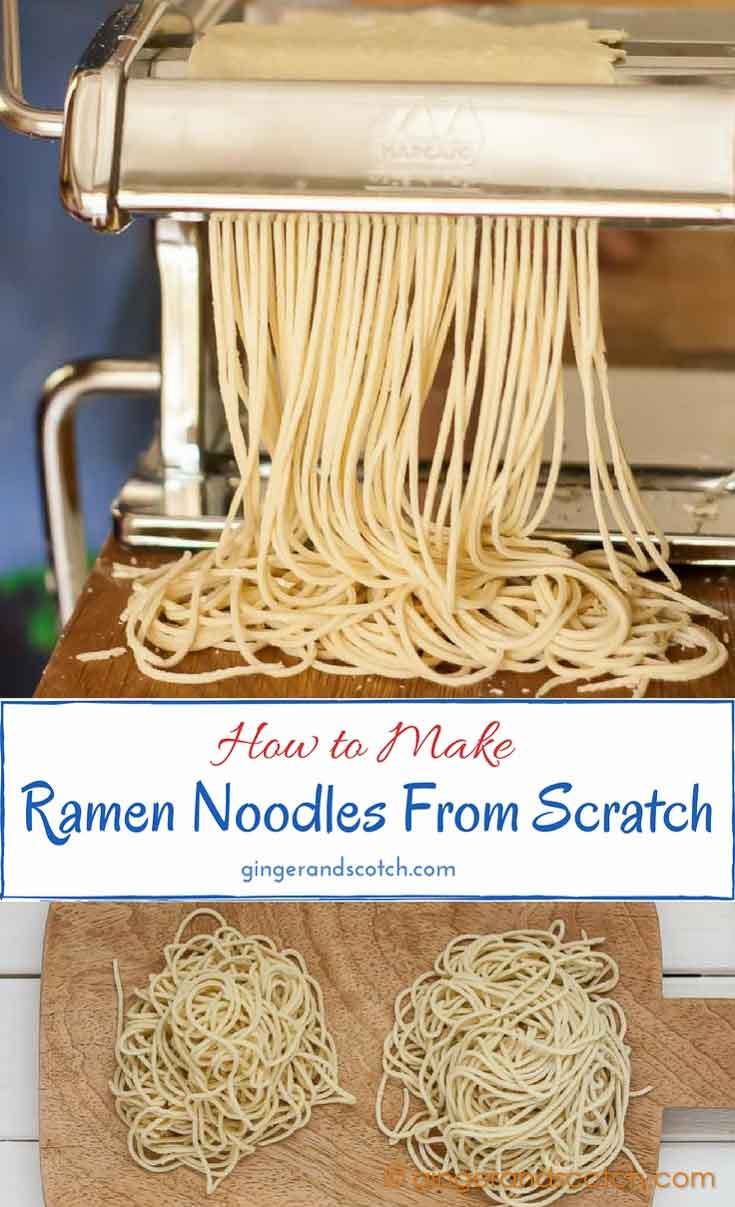 How to Make Ramen Noodles From Scratch That You Can Be Proud of