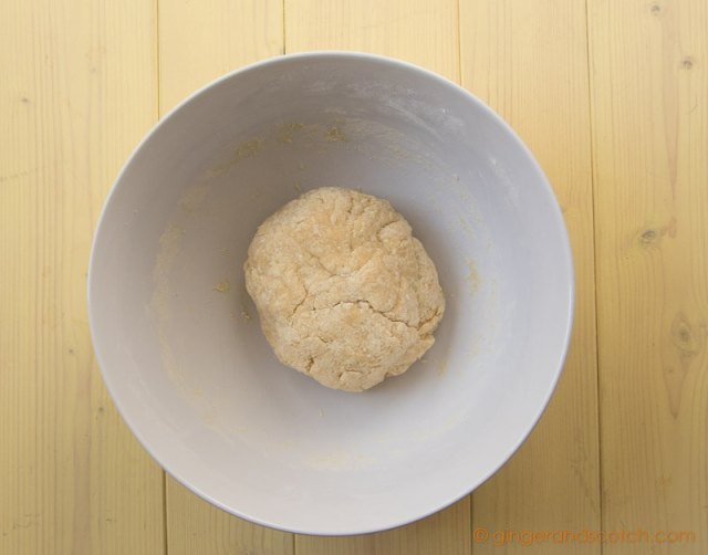 Chinese Egg Noodle Dough