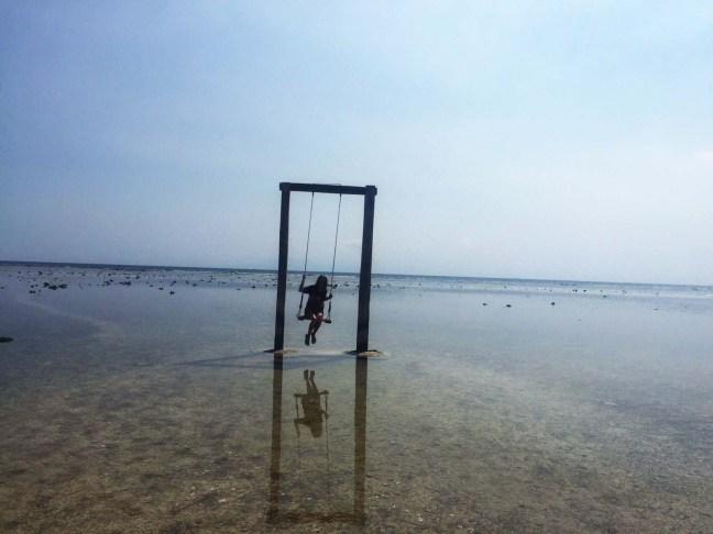 Islas Gili , La ruta del spa