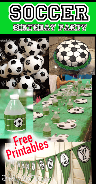 Soccer Party How To Throw The Ultimate Soccer Party 25 Fun Ideas