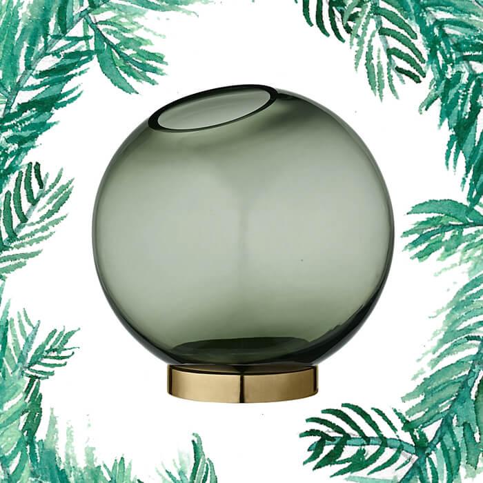 diynachten dekotipp mit globe vase von