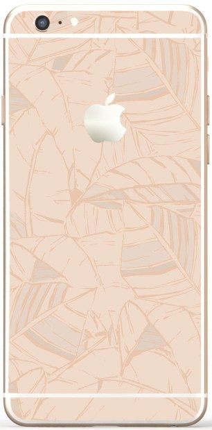 Iphone Leaf blush