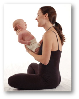 Yoga for New Moms: Breastfeeding & Caregiving