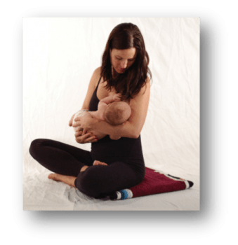 Yoga for New Moms: Breastfeeding & Caregiving with Dr. Ginger Garner