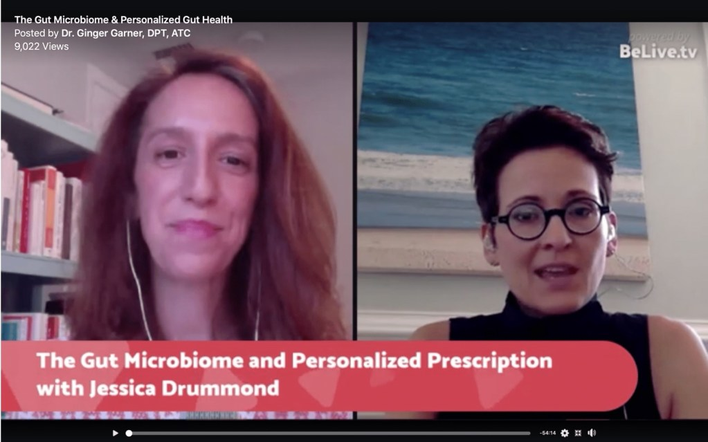 The Gut Microbiome & Personalized Gut Health   Integrative Women's Health Institute