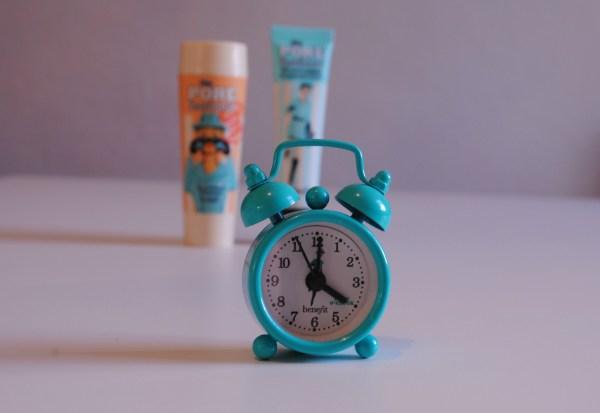 benefit-poreoclock-alarm-clock