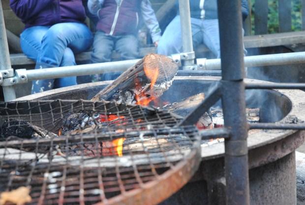 Bluestone-Wales-Camp-Smokey-Fire