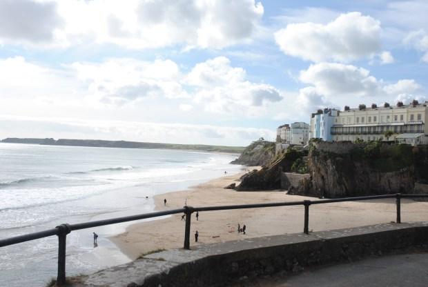 Bluestone-Wales-Tenby-Day-Trip-Beach