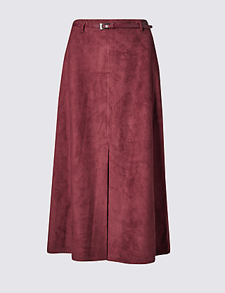 Marks-and-Spencer-Classic-A-Line-Skirt