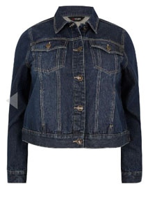 Yours Clothing Denim Jacket