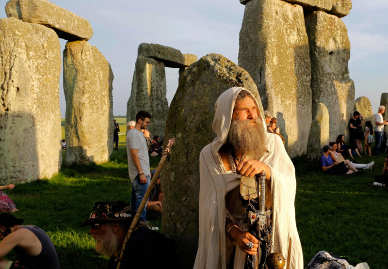 summer solstice photo courtesy The Times