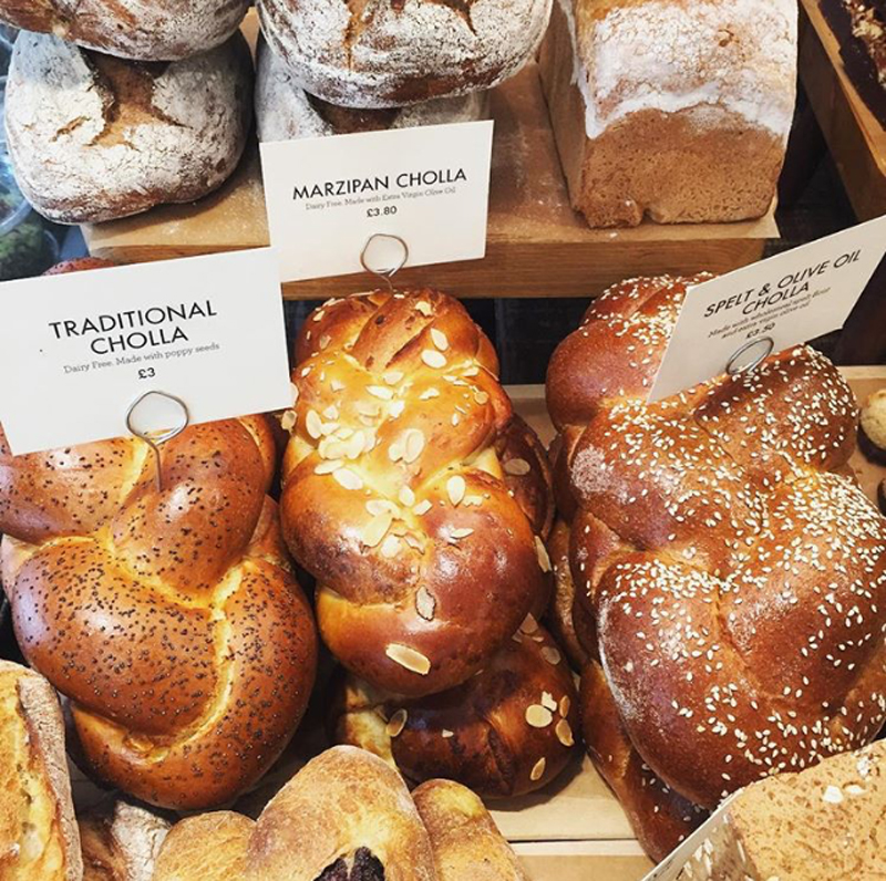 gails challah selection