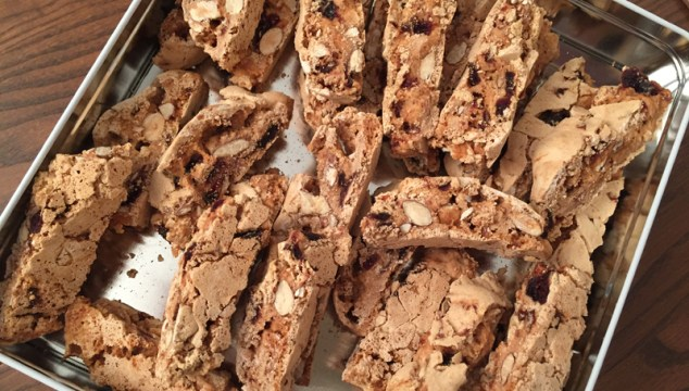 biscotti tried and tested