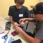 STEAMmaker Camp, Ginger Lewman, ESSDACK