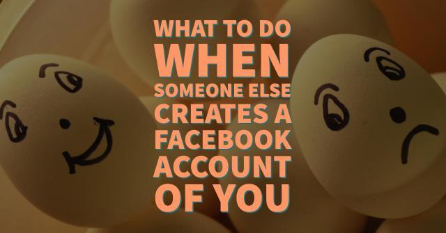 Facebook impersonators impersonations digital citizenship digital citizens social media K12
