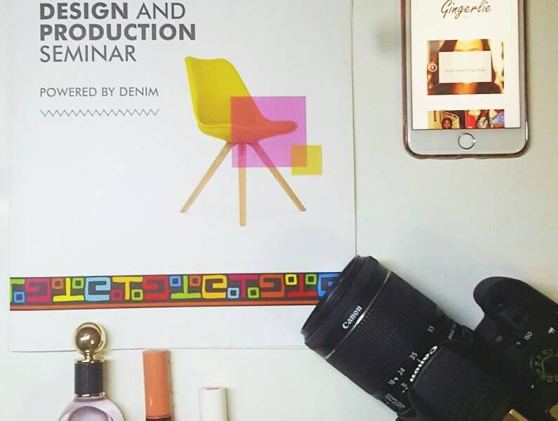 Furniture Design and Production Seminar by DENIM