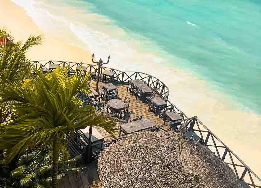 Langi Langi beach bungalows Zanzibar