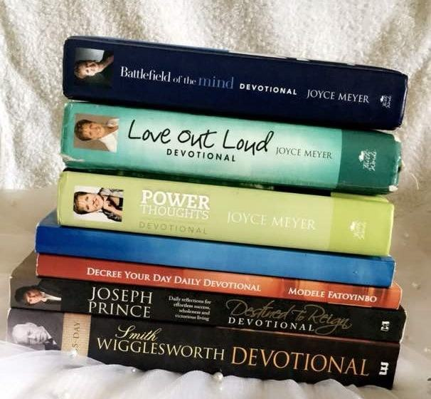 Top best devotionals for christian women 2018