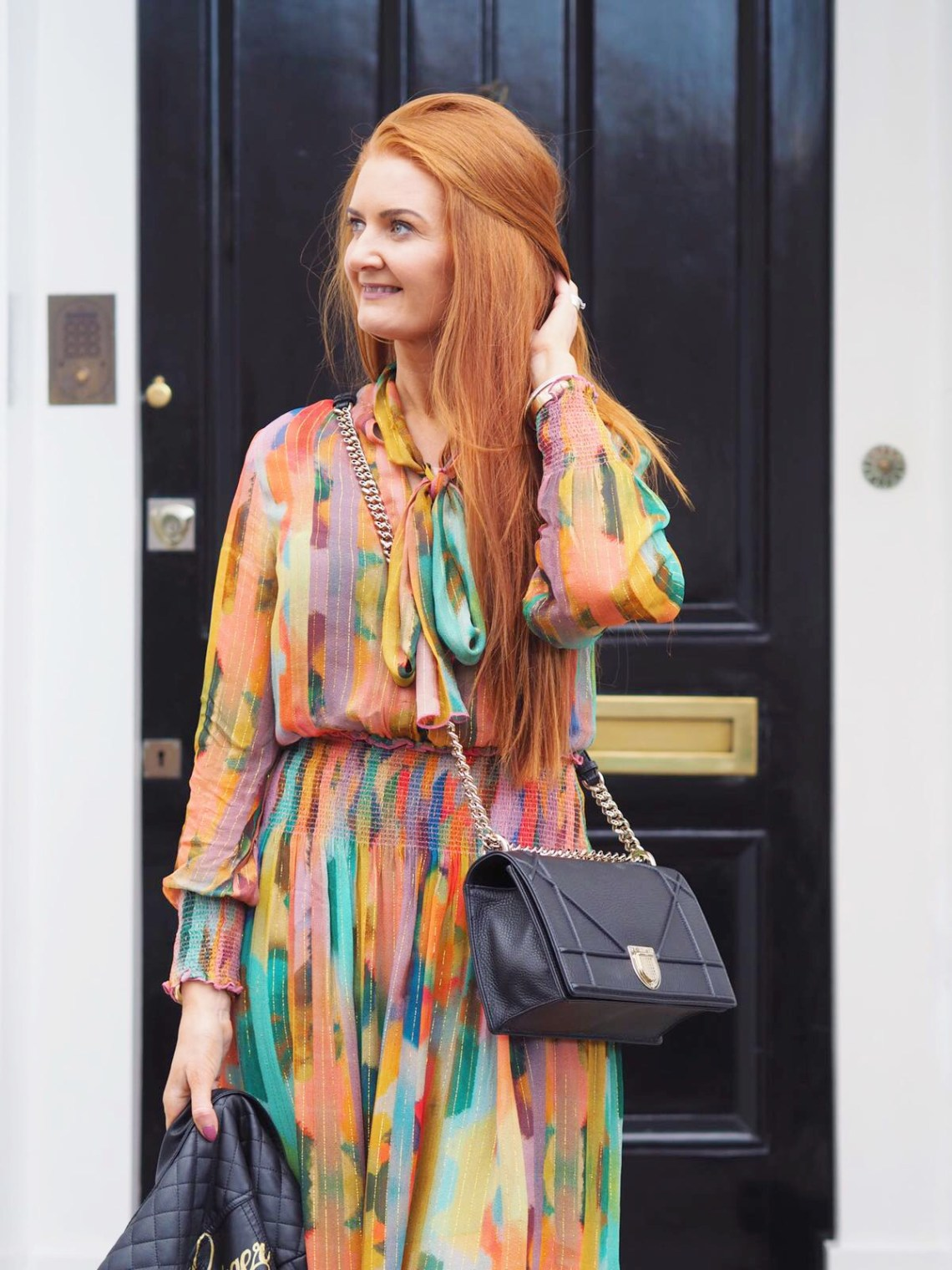 Anthropologie Meja Dress - Rainbows For Spring/Summer