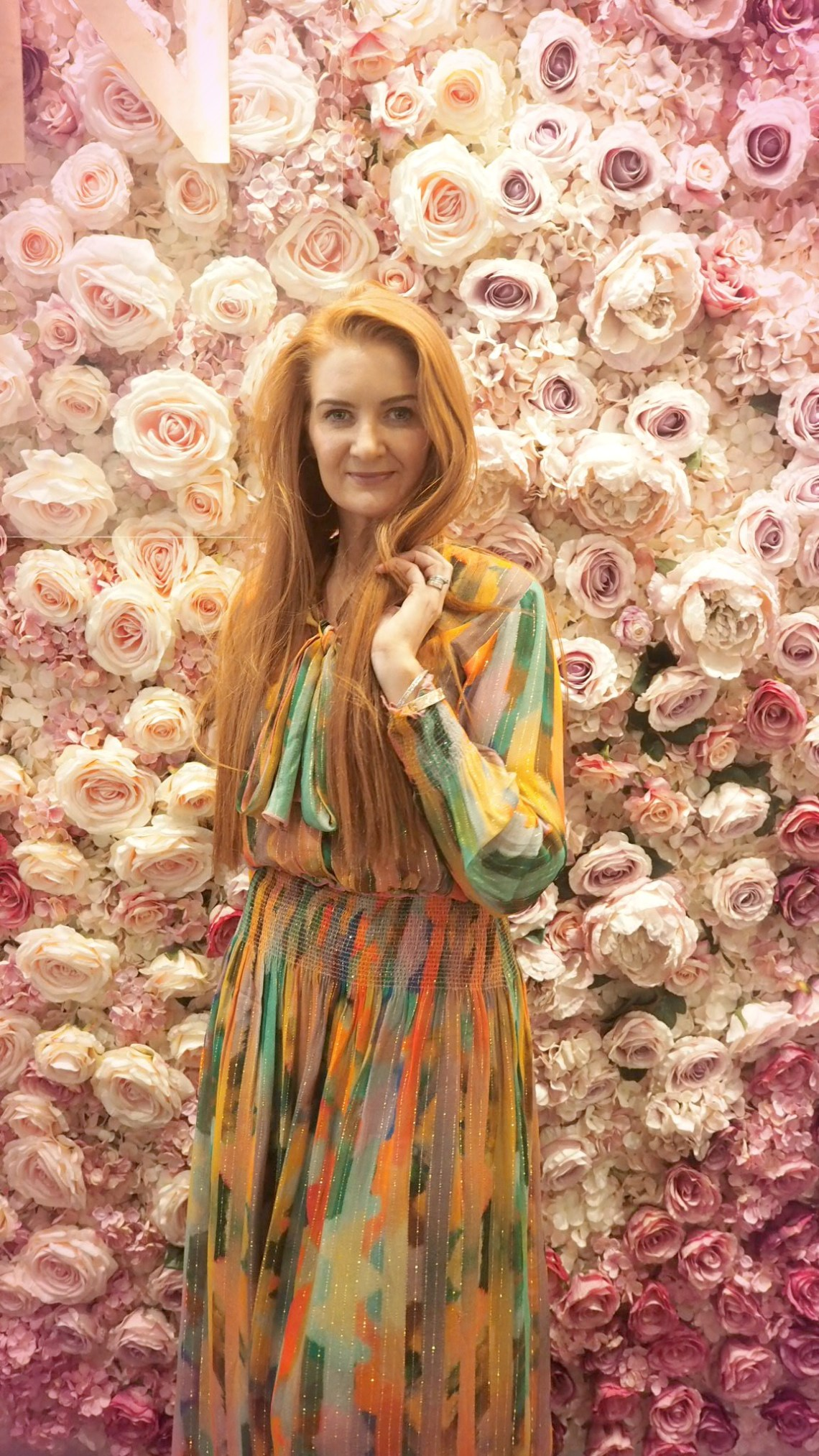 Anthropologie Meja Dress - Rainbows For Spring/Summer