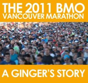 The 2011 BMO Vancouver Marathon