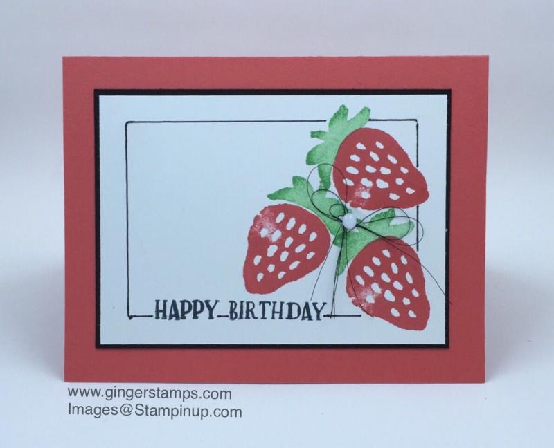 Strawberry strt