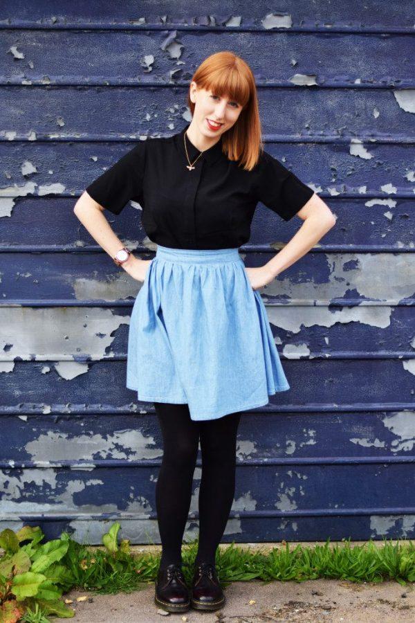 Brumby skirt 2