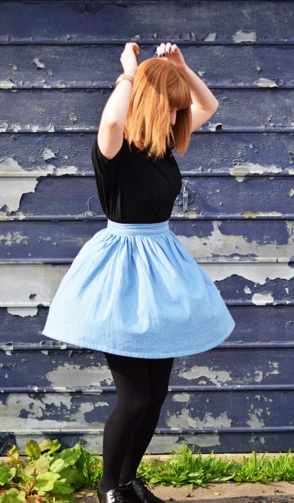 Brumby skirt 6