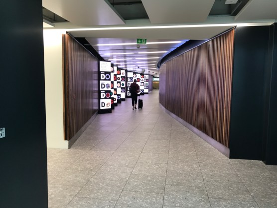 Entrance to the Galleries First Heathrow Terminal 5