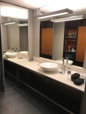 bathroom in the aLoft Excel